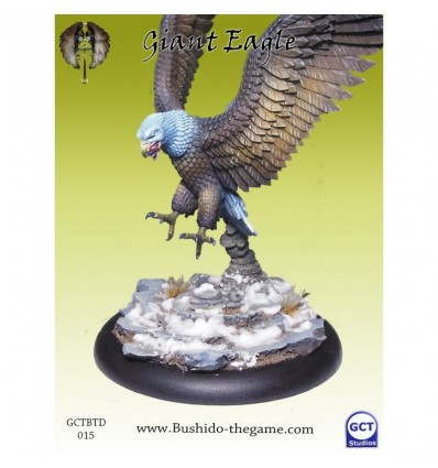 [Bushido] Giant Eagle