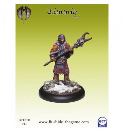[Bushido] Qimmiq (hill tribe shaman)