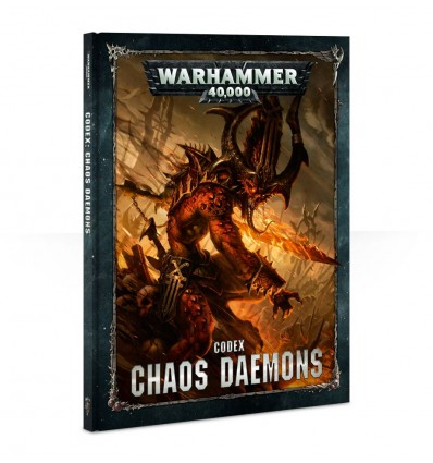 [Chaos Demons] Codex V8