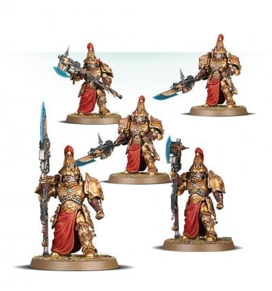 [Custodes] Custodians Wardens