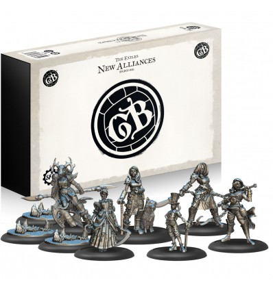[Guild Ball] The Exiles : New Alliances
