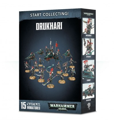 [Drukhari] Start Collecting