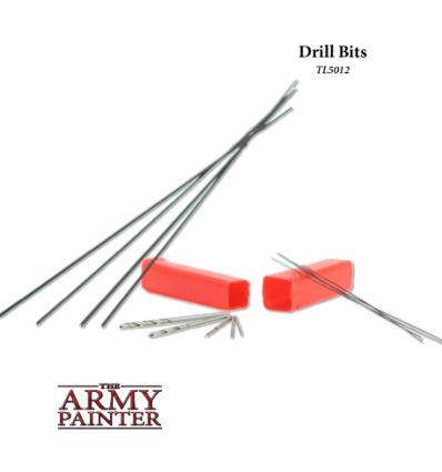 Army Painter - Tiges pour Perceuse à main (Drill Bits)