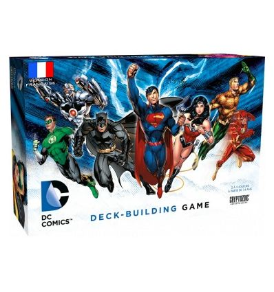 DC Comics Jeu de Deck-Building