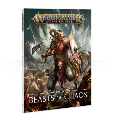 [Beast of Chaos] Battletome Beast of Chaos