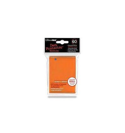 Ultra Pro : Protection Cartes Format Japonais Oranges