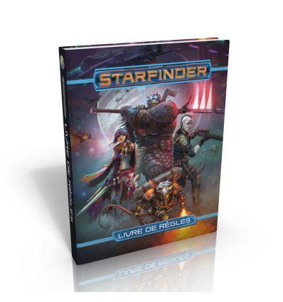 Starfinder le Jeu de Rôle - Livre de Règles
