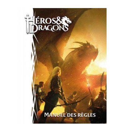 Héros & Dragons : Manuel de Règles Poche