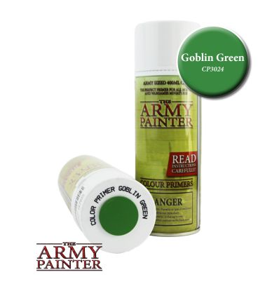 [Army Painter] Sous Couche Goblin Green