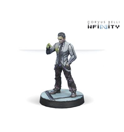 [Infinity] Aleph High Functionary