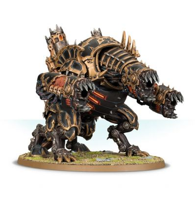 [Space Marines du Chaos] Forgefiend