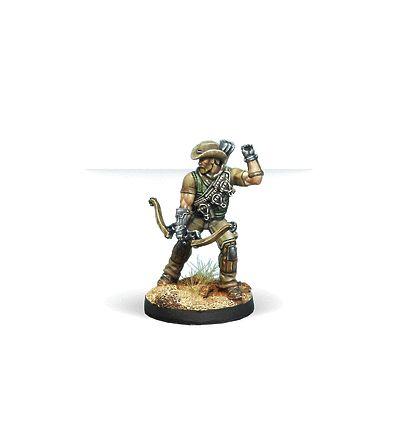 [Infinity] Hardcases, 2nd Irregular Frontiersmen Battalion (0534)