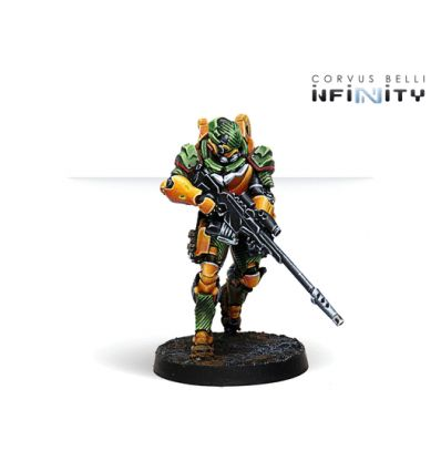 [Infinity] Haidào Special Support Group (MULTI Sniper Rifle)