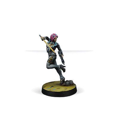 [Infinity] Miranda Ashcroft, Authorized Bounty Hunter