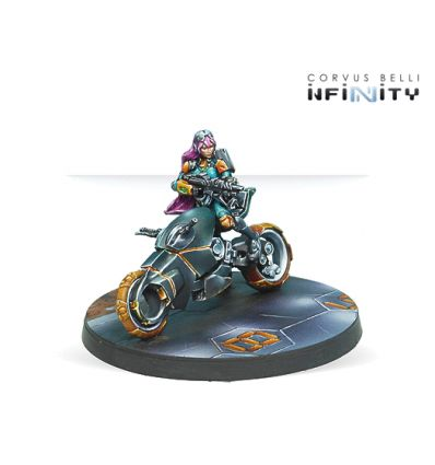 [Infinity] Authorized Bounty Hunter (Boarding Shotgun, Booty L2: Bike)
