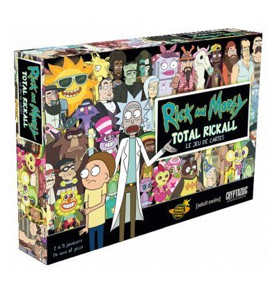 Rick and Morty - Le Jeu de Cartes