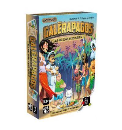 Galerapagos : Ils ne sont plus seuls (ext.)