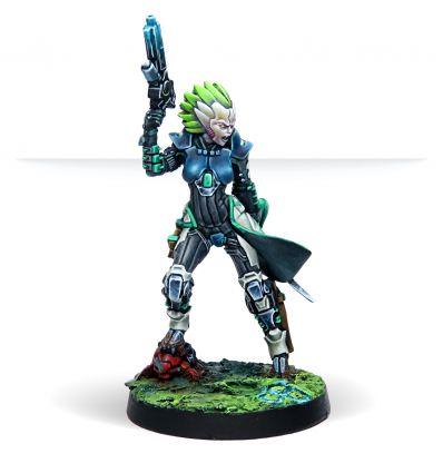 [Infinity] Kriigel Agents (Submachine Gun)